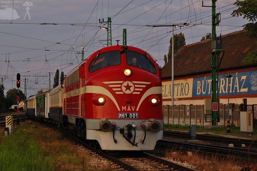 M61 001 with nostalgia train by morpheus880223