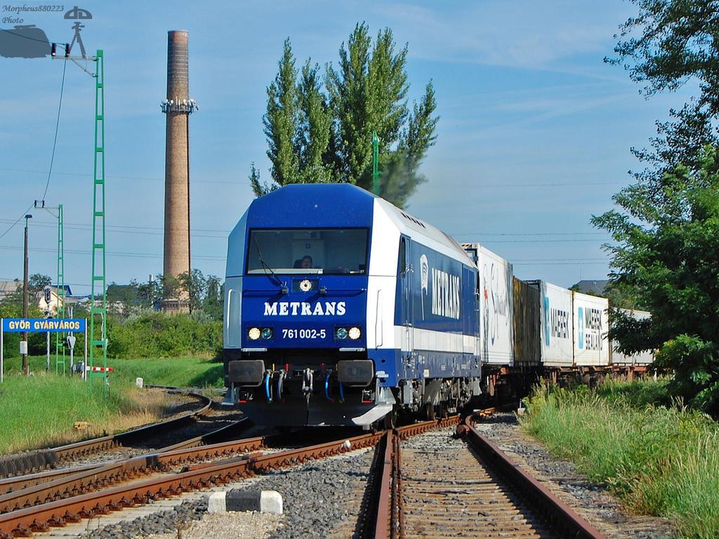 761 002 MeTrans w. goods train by morpheus880223