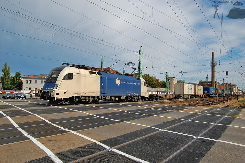 WLB taurus with freight - Gyor by morpheus880223