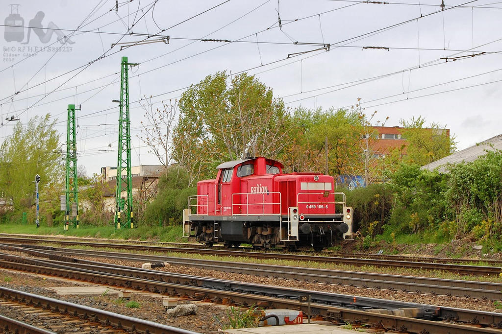 0469 106-6 in Gyor-gyarvaros by morpheus880223