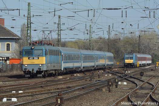 431 059 and 480 008 in Budapest -2017-