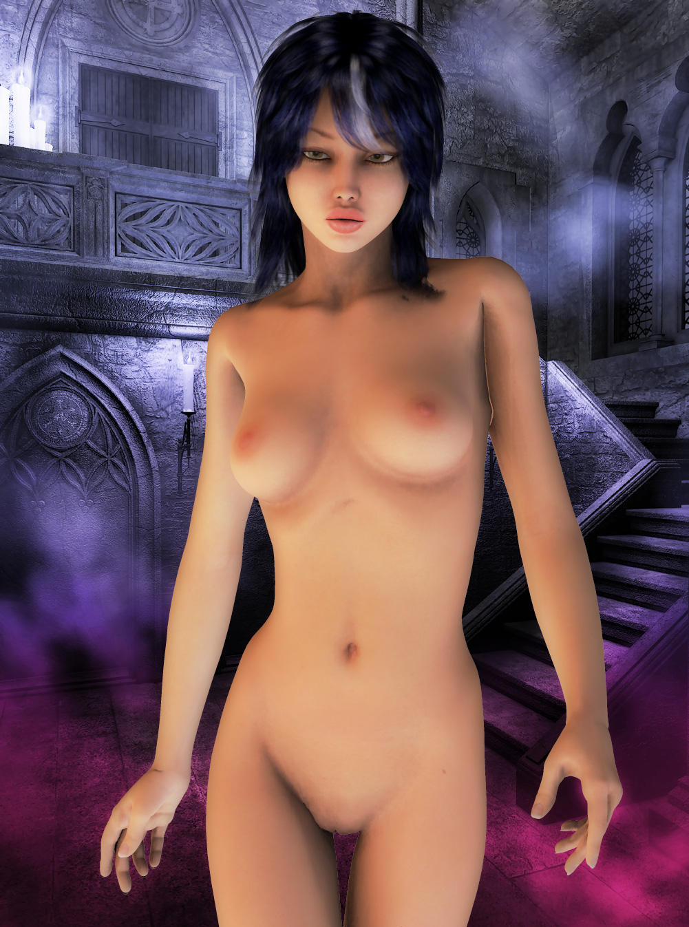 Hot sexy naked 3d animated chicks fucked tubes