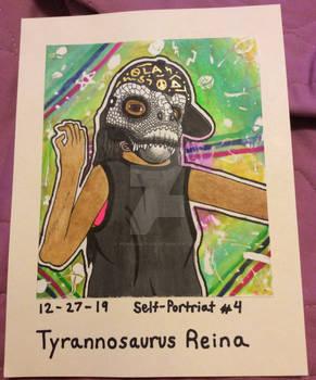 Tyrannosaurus Reina