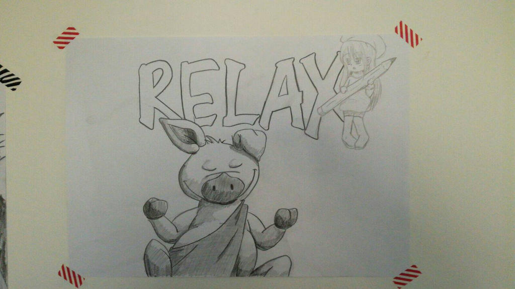 Just relax by Wiesi78