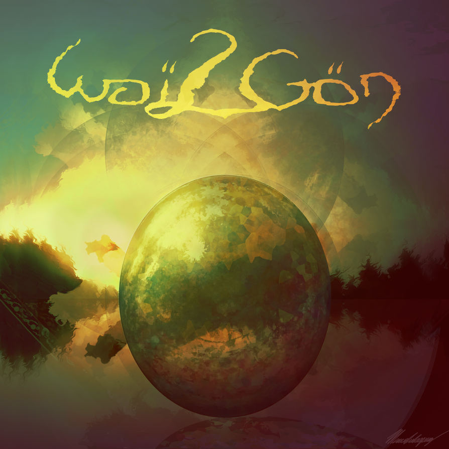 Wai2Gon 'EP' (album cover) by SOULFORESAKER