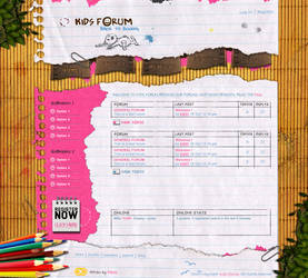 kids forum by Zhyphyr