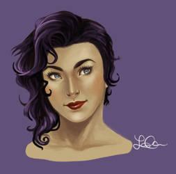 Purple by pichu4850
