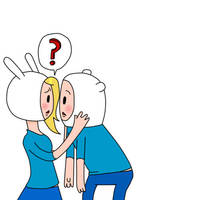 Fionna and Finn by Alicefantastic