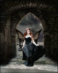 The Dark Angel Has Risen by sadsweetlullaby24