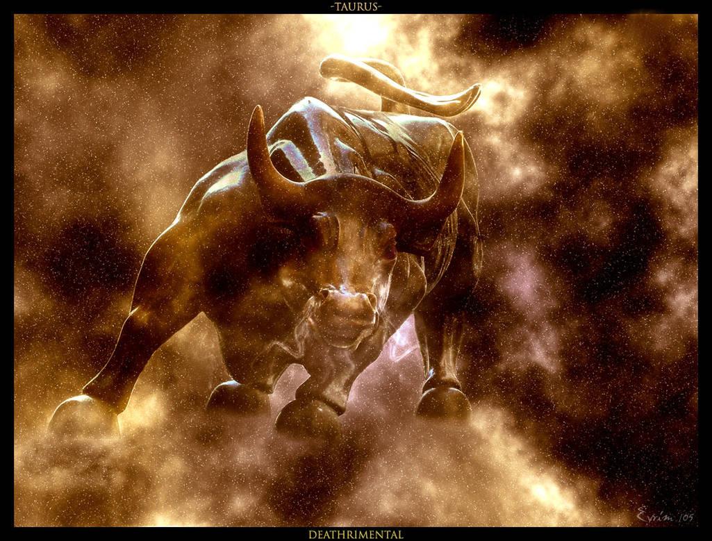 Taurus by deathrimental