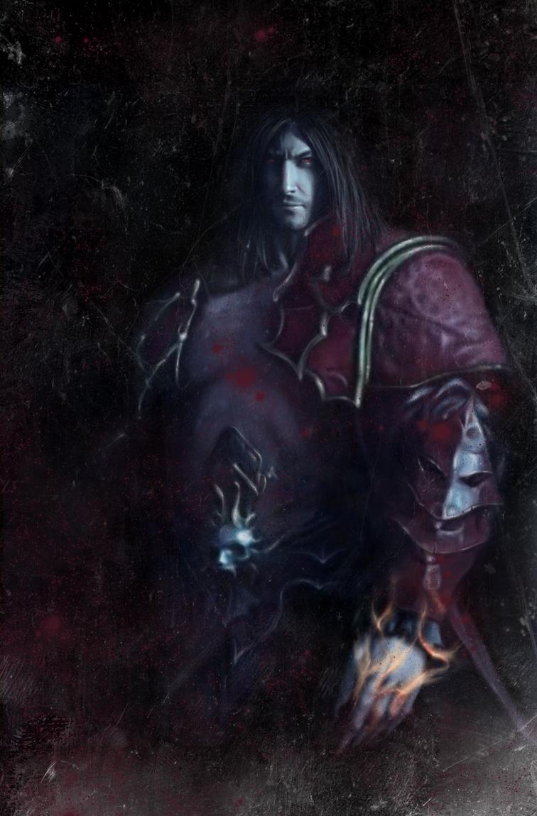 Lord of Shadow II by LadyCerbero