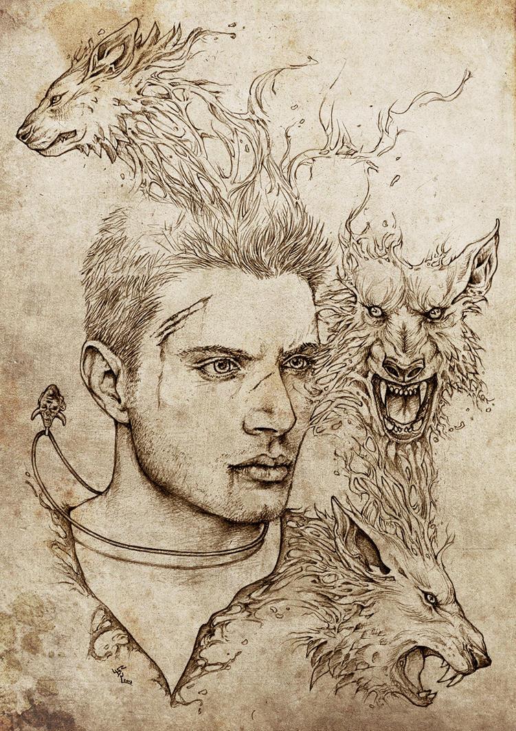 Hell Hound Time! by LadyCerbero