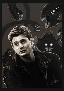 Dean  in the Darkness