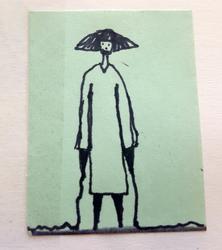 sketch/design/misc lawngsleeves(?) by pmloveland