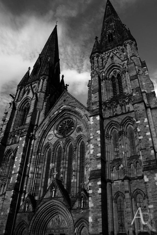 Gothic Cathedral By Lethalxr0se