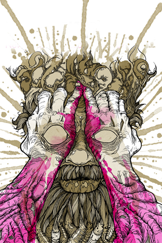Every Time I Die Iphone/pod wallpaper by Iblamechrissy