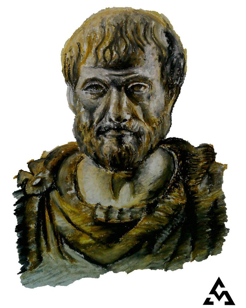 Aristotle by arkisilvano on DeviantArt