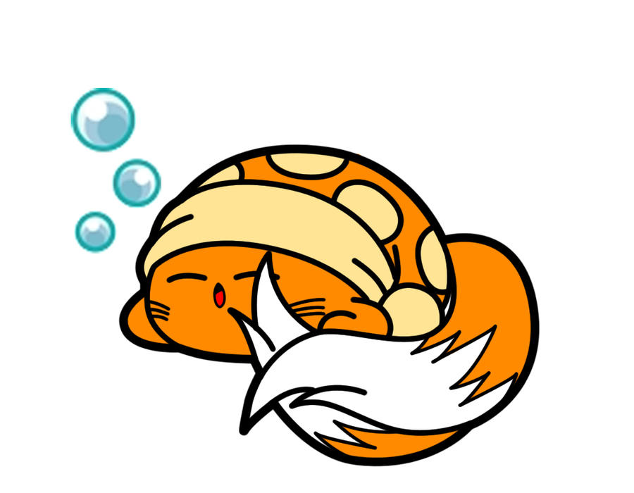 Kirby Fan Character #9 - Kirara The Spirit Fox by ...