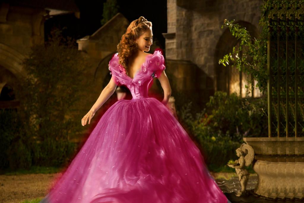 cinderella 2015 pink dress wwwpixsharkcom images