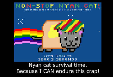 Nayn cat survival challenge by ultima-116