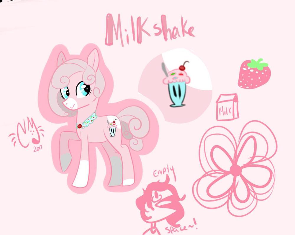 Meet Milkshake~ by Tishalee133