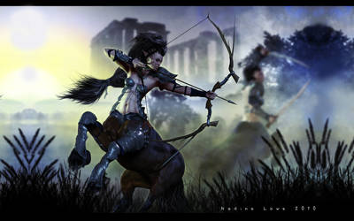 Centaur Hunters