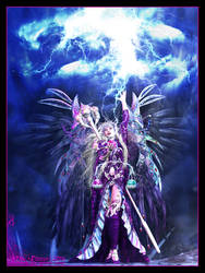 Angelic Lightning Channeler