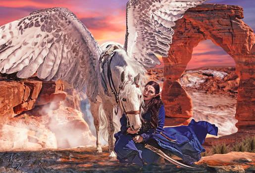 Akyashaa, Elven Queen