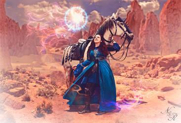 Nomadic Desert Magician