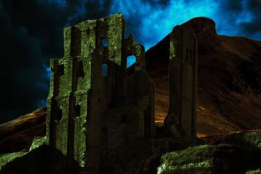 premade 7 medievil ruins by sometimesnooneknows