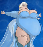 Elsa from TubbyToon