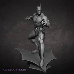 Bruce Wayne Batman Beyond by kdoyle9