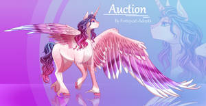 Adopt 157   AUCTION   OPEN by Forteycat-Adopts