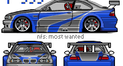 bmw m3 nfs:most wanted edition by aqueous-xx