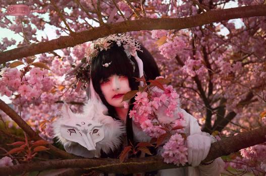 Shironuri Yuki Onna
