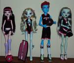 Monster High Scream Uniforms