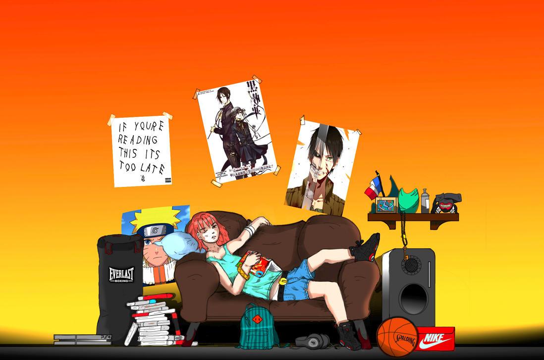 Dear Couch 2 by Phantasyak