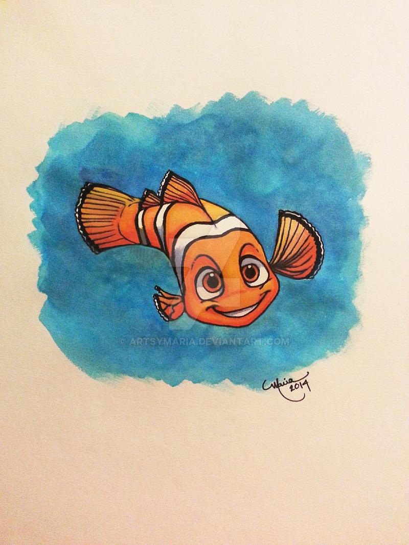 Nemo By Artsymaria On Deviantart