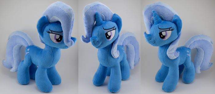 Trixie Lulamoon plush