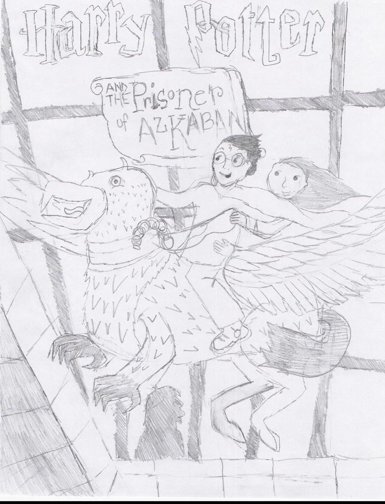 Harry Potter Book Cover The Prisoner Of Azkaban By