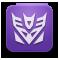 Decepticon Icon by ashzilladesign