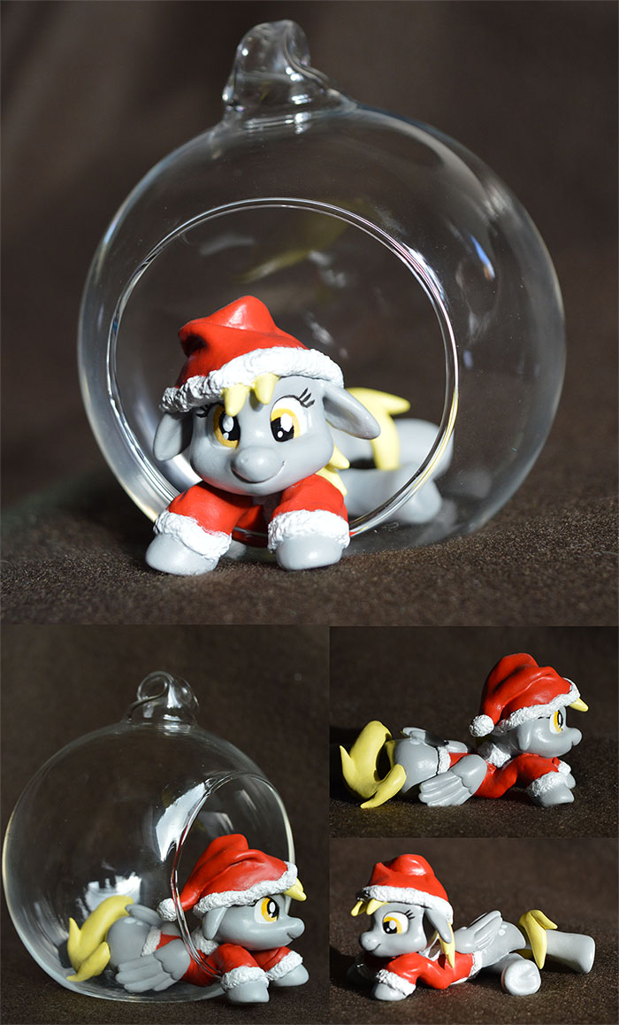 Derpy Claus 4: Derpmas in January