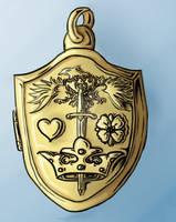 Layas pendant