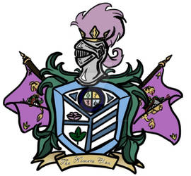 The Komera Clans Coat of Arms