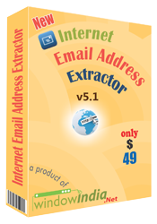 Email Extractor by bondjems