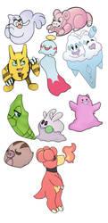 Pokemon January by BI0TERR0R
