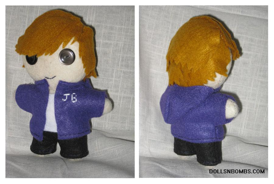 bieber doll. Justin Bieber Doll by