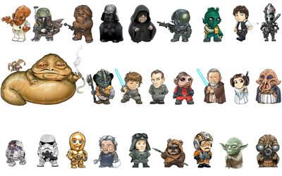 Star Wars Wallpaper A to Z