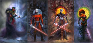 Star Wars Sith Lords Wallpaper
