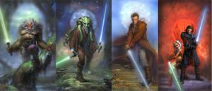 Star Wars JEDI Wallpaper